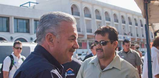 """Al gobernador """"le gustaría"""" reabrir el hotel Los Arcos"""