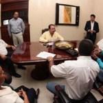 Tony Agúndez se comprometió a buscar los mecanismos para hacer llegar a las áreas correspondientes las inquietudes de este importante sector de la población.
