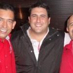 """Agramont, dijo que la obra de Moreira como gobernador de Coahuila """"ya fue calificada por sus coterráneos en la pasada elección con el triunfo inobjetable del candidato del PRI, su hermano Rubén Moreira, que obtuvo el 70 por ciento de la votación""""."""