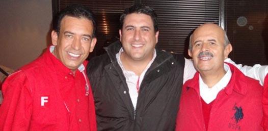 """De """"farsa"""" califica Barroso la detención de LAD y exfuncionarios"""