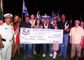 "Bisbee`s ""Black and Blue Marlín Tournament, el mejor torneo de pesca deportiva a nivel mundial"