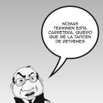 Cartón - 4 Carriles