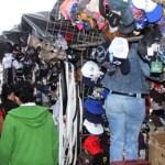 Ultimátum para los comerciantes semiestablecidos de la zona Centro de la ciudad, el ayuntamiento de La Paz requiere que estos se regularicen, de lo contrario no podrán trabajar más.