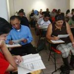 Se había fijado la meta de 2500 certificados para el 2011 y este año se lograron 2,759 certificados de primaria y secundaria.