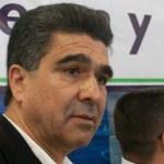 Bernal Romero se dijo imposibilitado por la federación para rendir cualquier declaración, por lo que sólo pudo exponer que ignora lo que ocurre dentro del organismo que encabeza.