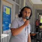 """El Lic. Mehdi Mesmoudi impartirá en la UABCS el curso """"Introducción al idioma árabe""""."""