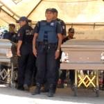 Las cifras oficiales difundidas por la PGR indican que en el periodo de enero a septiembre la delegación local de la dependencia reportaba 4 muertes en La Paz, 4 más en Los Cabos, una en Comondú y una en Loreto y ningún incidente en Mulegé.