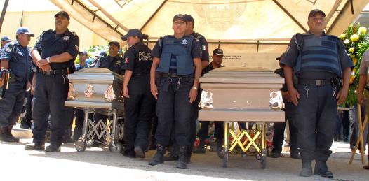 Confirma PGR sólo 10 muertes por delincuencia organizada en BCS