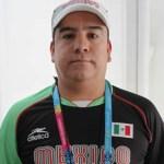 Paulino Molina Torres entrenador de Luis Armando Andrade Guillén informó que el atleta se encuentra entrenando con la mira puesta en el evento clasificatorio hacia Londres 2012.