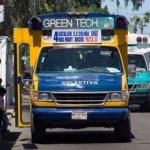 """La alcaldesa, Esthela Ponce Beltrán, indicó que el avance en el tema del transporte público será pausado pues se """"requiere una inversión importante"""", misma que podría venir del propio ayuntamiento, a través de un crédito, lo que seguramente retarde las adecuaciones, o de la iniciativa privada."""