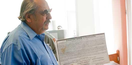 Denuncian tráfico de influencias en litigio de tierras de la  familia Villarino