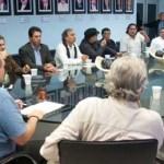 En una reunión que se prolongó un par de horas, la Junta Consultiva, Villavicencio Garayzar y su asesor jurídico le hicieron ver a Martínez Vega las irregularidades que han venido presentándose en la Universidad por más de un año.