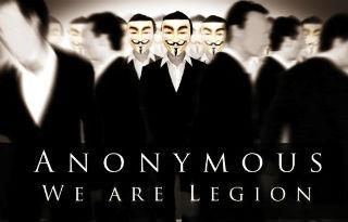 Ataca Anonymous las páginas  de Segob y el Senado