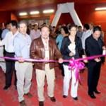 Tony Agúndez y el Colegio de Arquitectos, inauguran la Segunda Semana Nacional de Arquitectura.