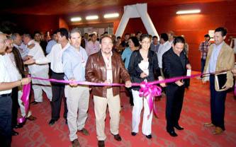 Inauguran la Semana Nacional de Arquitectura