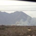 Desperdician unos 500 mil litros de agua para sofocar los cinco incendios provocados en Los Cabos.
