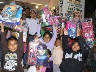 En la pobreza viven los niños de Las Palmas