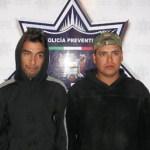 Abraham Mora y Francisco Ramírez.