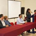 La Presidenta de la Fundación, Cintia Karina Rubio, agradeció la presencia de todos los asistentes y explicó que, con este tipo de eventos, este organismo de reciente creación, se está dando a conocer.