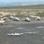 puertos aéreos del estado son seguros