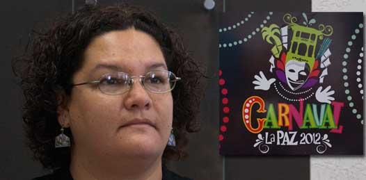 Matilde Cervantes Navarrete, titular de la dirección de Cultura Municipal.