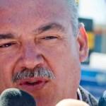 Fue ratificada la denuncia penal existente en contra de Marcos Alberto Covarrubias Villaseñor, gobernador del estado, y Gamil Arreola Leal, procurador de justicia de Baja California Sur, por el delito de abuso de autoridad.