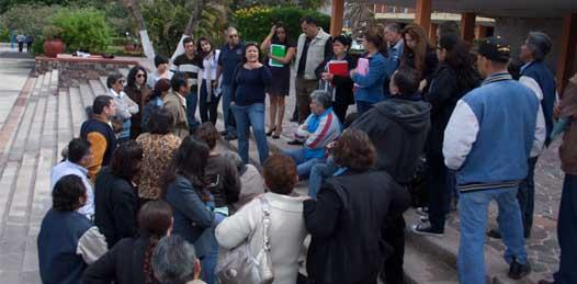 Conjuran estallamiento de huelga en la Preparatoria Morelos