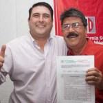 Ayer se dio el registro de quienes buscan ser candidatos por el PRI para diputados de los distritos federales 01 y 02.