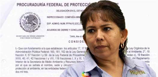 Inspecciona PROFEPA proyecto San Antonio-La Pitalla