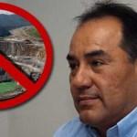 El secretario indicó que el gobierno estatal no se cierra a la inversión transnacional ni privada, pero que no puede aprobar proyectos que deterioren la flora, la fauna y los mantos acuíferos de Baja California Sur.
