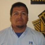 Víctor Ricardo Arce Gutiérrez.