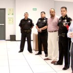 Agúndez Montaño, recordó que se han impulsado diversos apoyos dirigidos a los elementos de la corporación policial, a fin de elevar su calidad de vida y que esto se traduzca en un mejor servicio hacia el ciudadano.