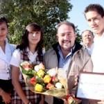 Antonio Agúndez Montaño, destacó que en el transcurso del programa municipal de Presidente en tu Escuela se ha asistido alrededor de 19 escuelas de los diversos niveles educativos.