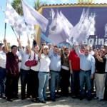 """El Alcalde dio el banderazo de inicio oficial a la jornada denominada """"Imagina Los Cabos sin basura""""."""