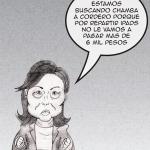 Viñeta - Chepina