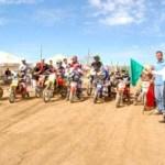 Javier Minjares, en el marco del banderazo del evento, manifestó que las actividades relacionadas con el motociclismo, son sumamente intensas y en esta ocasión, se contó con un espectacular arranque de campeonato con la participación de aficionados en las motos y en los autos de carrera.