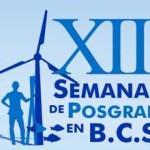 La UABCS, el CIBNOR y el CICIMAR llevarán a cabo la XII Semana del Posgrado en BCS, del 12 al 16 de marzo de 2012, en el Centro Cultural La Paz.