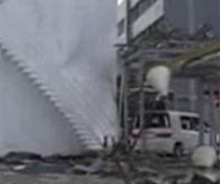 Averiada parte del reactor 2 de Fukushima