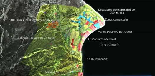 Defiende SEMARNAT su postura de autorizar el proyecto Cabo Cortés