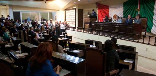 Sustituyen hoy la Gran Comisión por Junta de Coordinación en el Congreso del Estado