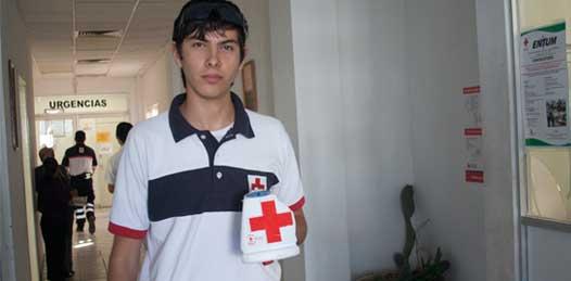 Arranca la colecta de la Cruz Roja