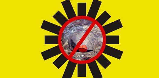 Que se sume al No a la minería a cielo abierto pide el sol azteca al Gobernador