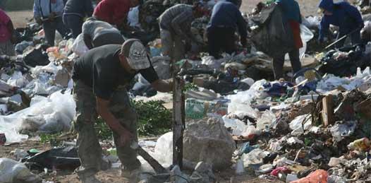 Dejará sin trabajo a 80 pepenadores el nuevo manejo de la basura