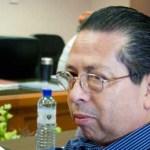 Rosendo Castro Orantes, tesorero general del XIV Ayuntamiento de La Paz.