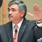 Consejero Presidente del IFE, Leonardo Valdés Zurita.