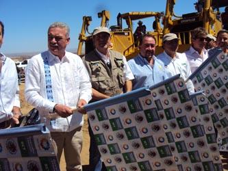 Dan banderazo al libramiento SJC-CSL y Todos Santos