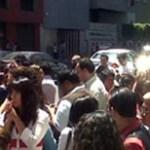 El jefe de Gobierno del Distrito Federal, Marcelo Ebrard, reportó a través de su cuenta de Twitter que no se reportaron daños de consideración en varias colonias de la ciudad.