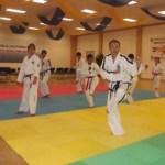 La UABCS llevó a cabo el 1er Seminario de Taekwon Do original de la ITF, del 12 al 16 de marzo de 2012, en las instalaciones del Poliforo Cultural Universitario.