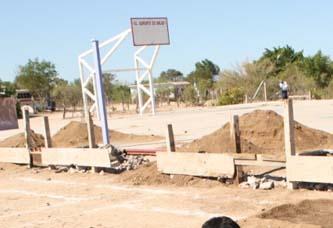 Aseguran ocho millones de pesos para infraestructura deportiva