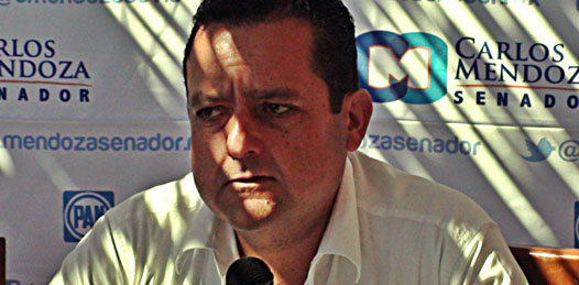 No prosperarán impugnaciones contra candidaturas del PAN asegura Mendoza Davis